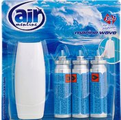 Air Menline happy spray Marine Wave osviežpvač 3x15ml