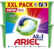 Ariel All in 1 Color gélové tablety na pranie 55PD
