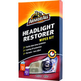 Armor All Headlight Restorer Wipes Kit