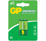 Batéria GP 1604G R22 BL 9V GREENCELL