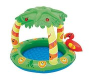 Bazén Bestway 52179 Friendly Jungle 99x91x71cm