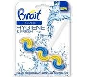 Brait WC blok Hygiene Ocean 45g
