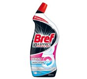 Bref WC čistič 10x Effect Power Gel Max White, 700 ml