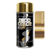 Deco Color Chrome effect 150ml - chróm zlatý