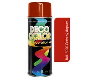 Deco Color Decoration RAL 400ml - 3020 červený dopravný