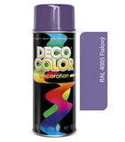 Deco Color Decoration RAL 400ml - 4005 fialový