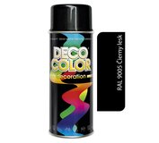 Deco Color Decoration RAL 400ml - 9005 čierny lesk