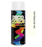 Deco Color Decoration RAL 400ml - 9010 biely lesk