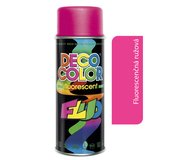 Deco Color Fluorescent 400ml - fluor ružový