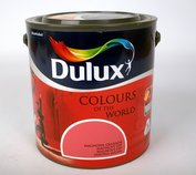 Dulux Colours of the World Granadská malina 2,5l