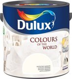 Dulux Colours of the World lastúrovo biela 2,5l