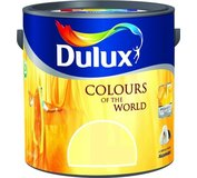 Dulux Colours of the World Slnečné sári 2,5l