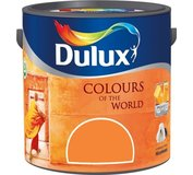 Dulux Colours of the World Sušená marhuľa 2,5l
