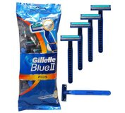 Gillette Blue II Plus 5ks/bal