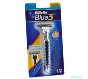 Gillette Blue3 holiaci strojček 1ks