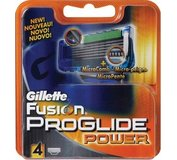 Gillette Fusion PROGL Power NH 4ks