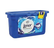 Lenor Waterlily 3v1 kapsuly na pranie 14ks