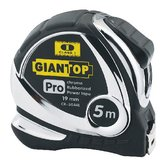 Meter GIANT CR-G44, 2 m, 16 mm, Chrome/Nylon, Class II