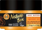 NATURE BOX Body Butter Apricot Oil 200 ml - Telové maslo