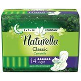 Naturella Classic Night Camomile 14ks
