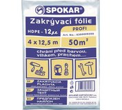Spokar plachta 4x12,5m 12MY HDPE