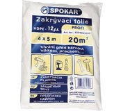Spokar plachta 4x5m 12MY HDPE