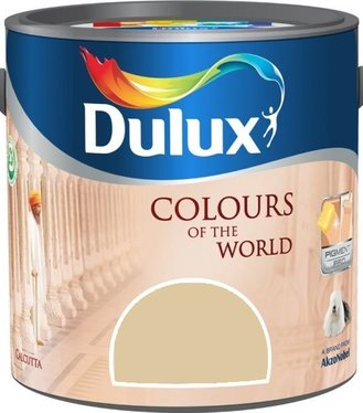 Dulux Colours of the World Indické stepi 5l