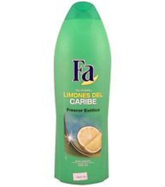 FA Yogurt Caribbean lemon sprchový gél 600ml
