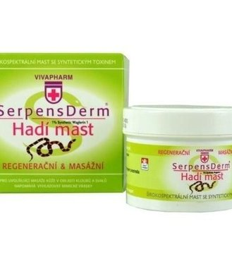 Hadia masť Surpens Derm s 1% Synthetic Waglerin 75ml