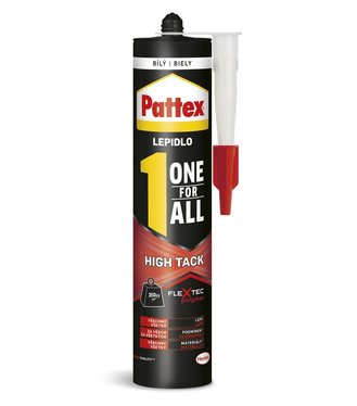Pattex One For All HT biely 440g