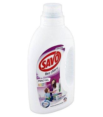 c3ca94965 Savo prací gél na farebné prádlo bez chlóru 1l/20 pracích dávok