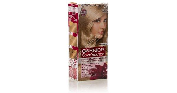 Garnier Color Sensation Farba Na Vlasy 9 13 Veľmi Svetla Blond
