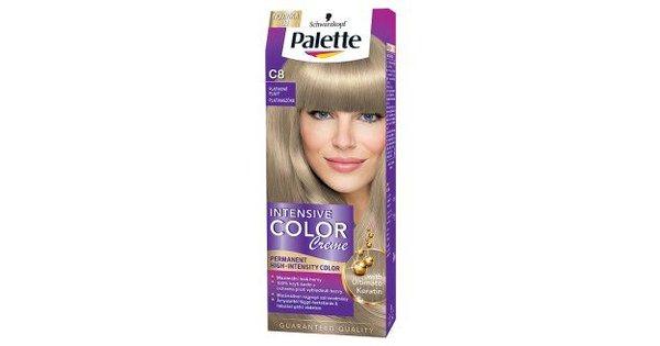 Palette Farba na vlasy color creme C8 platinovoplavý 33f4f559bde