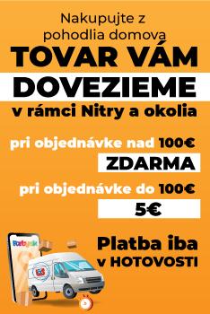 Rozvoz Nitra a okolie - stavebniny, farby, laky, náradie, podlahy