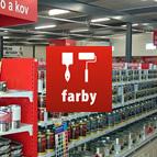 Farby laky Nitra